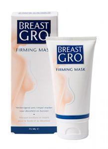 BreastGro Firming Mask voor een natuurlijk borstversteviging